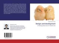 Couverture de Design and development
