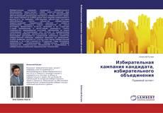 Bookcover of Избирательная кампания кандидата, избирательного объединения