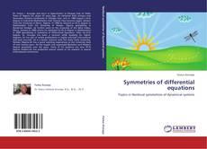 Capa do livro de Symmetries of differential equations