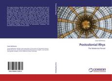 Bookcover of Postcolonial Rhys