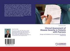 Обложка Clinical Assessment of Disease Severity in Patients with Psoriasis