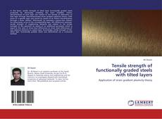 Обложка Tensile strength of functionally graded steels with tilted layers