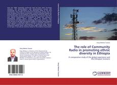 Capa do livro de The role of Community Radio in promoting ethnic diversity in Ethiopia