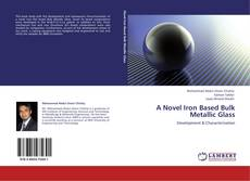 Buchcover von A Novel Iron Based Bulk Metallic Glass