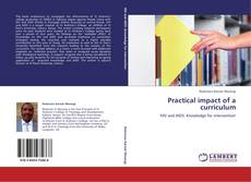 Bookcover of Practical impact of a curriculum