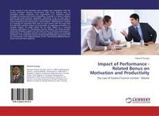 Copertina di Impact of Performance - Related Bonus on Motivation and Productivity