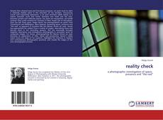 Bookcover of reality check