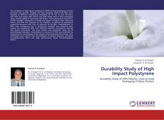 Bookcover of Durability Study of High Impact Polystyrene