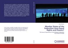 Portada del libro de Member States of the Federation Have Equal Rights and Powers?