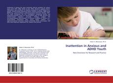 Buchcover von Inattention in Anxious and ADHD Youth
