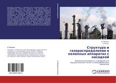 Структура и газораспределение в колонных аппаратах с насадкой的封面