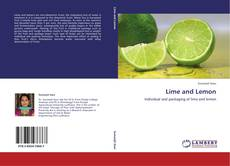 Copertina di Lime and Lemon