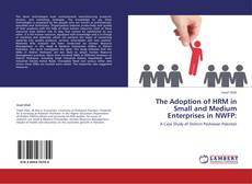 Buchcover von The Adoption of HRM in Small and Medium Enterprises in NWFP: