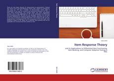 Item Response Theory的封面