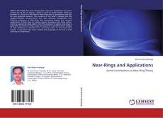 Near-Rings and Applications kitap kapağı