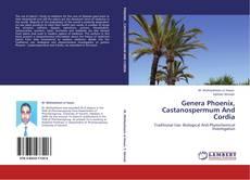 Обложка Genera Phoenix, Castanospermum And Cordia