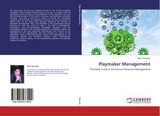 Bookcover of Playmaker Management
