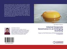 Bookcover of Internal Corporate Governance in an Emerging Economy