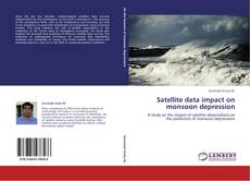 Bookcover of Satellite data impact on monsoon depression
