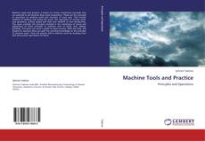 Couverture de Machine Tools and Practice