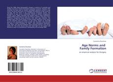 Couverture de Age Norms and Family Formation