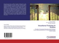 Bookcover of Vocational Training in Prisons
