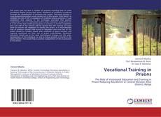 Capa do livro de Vocational Training in Prisons