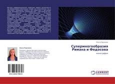 Bookcover of Супермногообразия Римана и Федосова