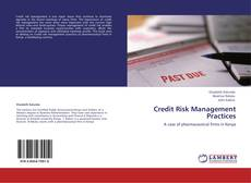Bookcover of Credit Risk Management Practices