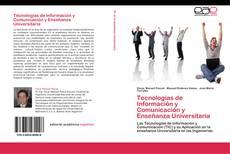 Portada del libro de Tecnologías de Información y Comunicación y Enseñanza Universitaria