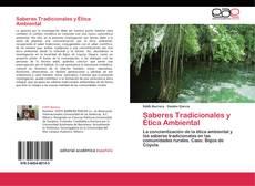 Bookcover of Saberes Tradicionales y Ética Ambiental