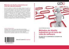 Buchcover von Métodos de diseño industrial en el ciclo de vida de software