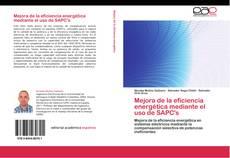 Buchcover von Mejora de la eficiencia energética mediante el uso de SAPC's