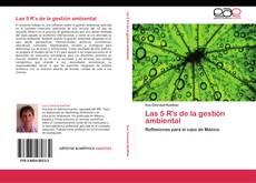 Buchcover von Las 5 R's de la gestión ambiental