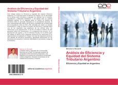 Análisis de Eficiencia y Equidad del Sistema Tributario Argentino kitap kapağı
