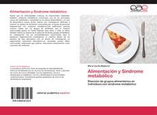 Capa do livro de Alimentación y Sindrome metabólico