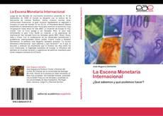 Borítókép a  La Escena Monetaria Internacional - hoz