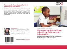 Обложка Recursos de Aprendizaje a Partir de Patrones de Interacción