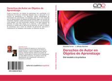 Buchcover von Derechos de Autor en Objetos de Aprendizaje