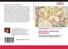 Buchcover von Obesidad y Síndrome Metabólico