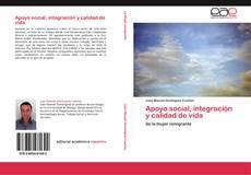 Portada del libro de Apoyo social, integración y calidad de vida