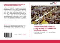 Обложка Clases sociales y acción colectiva en el capitalismo contemporáneo