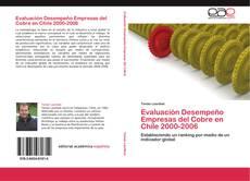 Portada del libro de Evaluación Desempeño Empresas del Cobre en Chile 2000-2006
