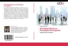 Обложка El Capital Social un Paradigma Emergente