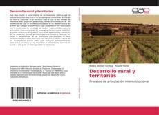 Buchcover von Desarrollo rural y territorios