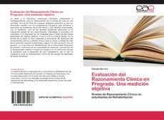 Copertina di Evaluación del Razonamiento Clínico en Pregrado. Una medición objetiva