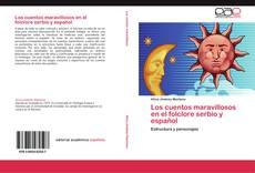 Buchcover von Los cuentos maravillosos en el folclore serbio y español