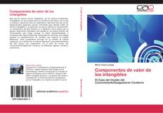 Capa do livro de Componentes de valor de los intangibles
