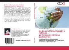 Capa do livro de Medios de Comunicación y Políticas Comunicacionales en Sudamérica