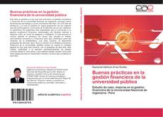 Buchcover von Buenas prácticas en la gestión financiera de la universidad pública